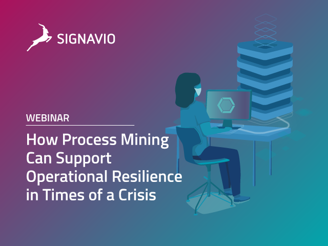 How Process Mining Can Support Operational Resilience in a Crisis