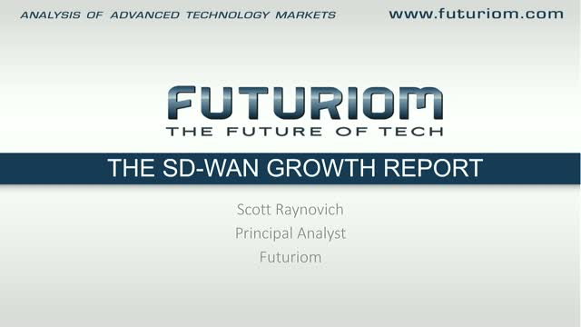 The SD-WAN Growth Report: Learn Why Your Peers Are Deploying SD-WAN