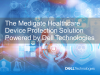 The Medigate Healthcare Device Protection Solution, powered by Dell Technologies