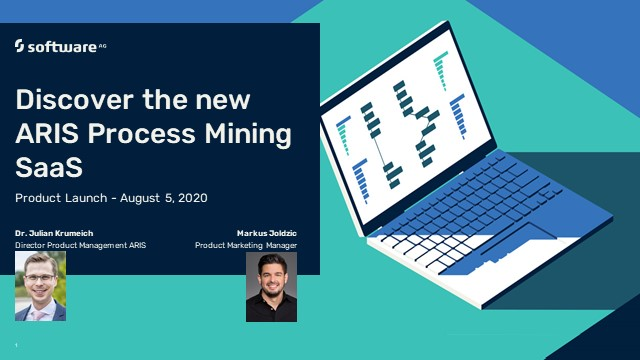 Product Launch: Discover the new ARIS Process Mining SaaS