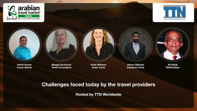 Challenges faced today by the travel providers and agencies.