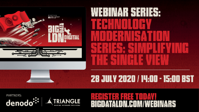Technology Modernisation Series: Simplifying the Single View