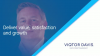 Guy Bradshaw, VIQTOR DAVIS: Deliver value, satisfaction and growth