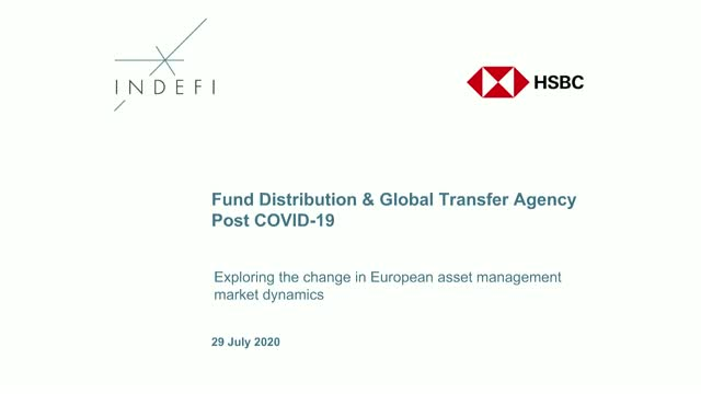 Fund Distribution & Global Transfer Agency post COVID-19