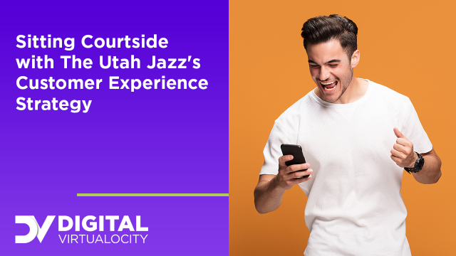 Sitting Courtside with The Utah Jazz's Customer Experience Strategy