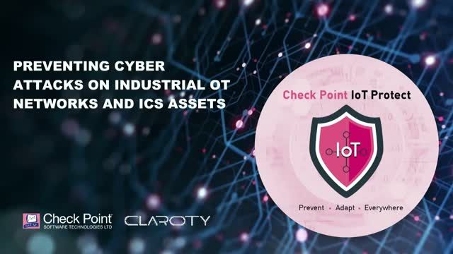 Preventing Cyber Attacks on Industrial OT Networks and ICS Assets