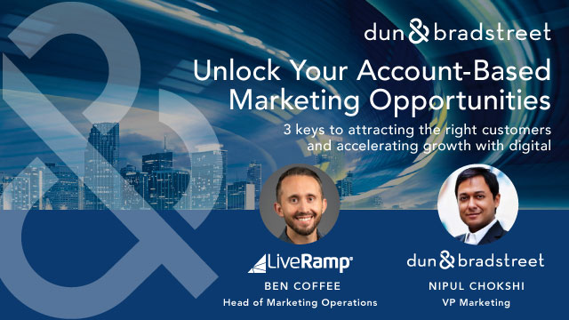 Unlock Your Account-Based Marketing Opportunities