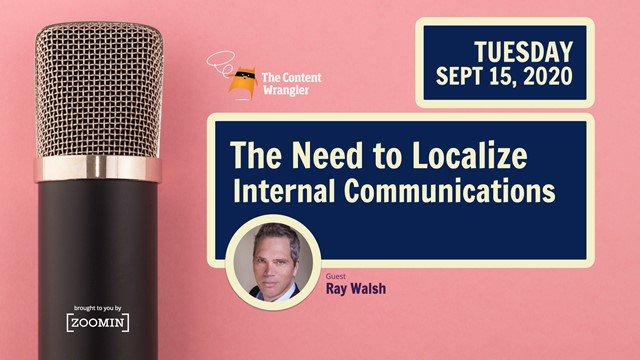 The Need To Localize Internal Communications