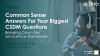 Common Answers For Your Biggest CSDM Questions: ServiceNow Framework Breakdown