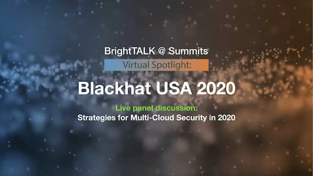 Strategies for Multi-Cloud Security in 2020