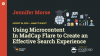 Using Microcontent in MadCap Flare to Create An Effective Search Experience