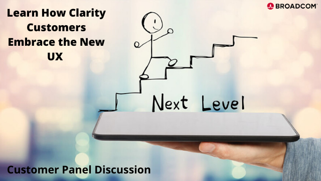 Learn How Clarity Customers Embrace and Adopt the New UX