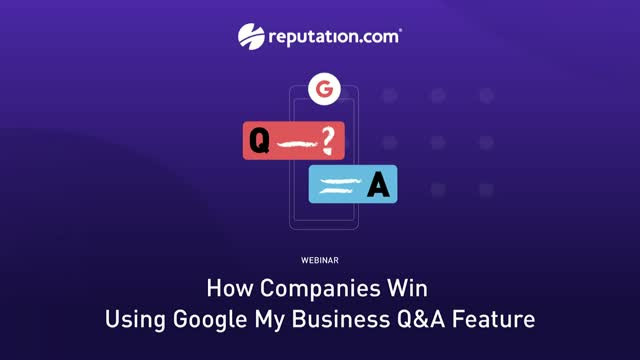 How Companies Win Using Google My Business Q&A Feature