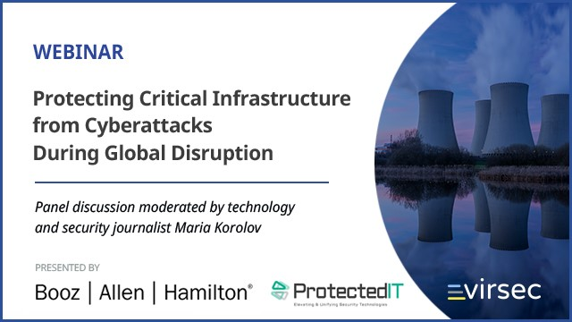 Protecting Critical Infrastructure from Cyberattacks During Global Disruption