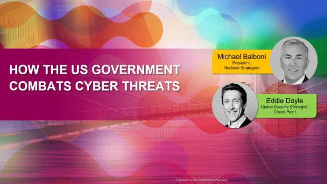 How the US Government Combats Cyber Threats