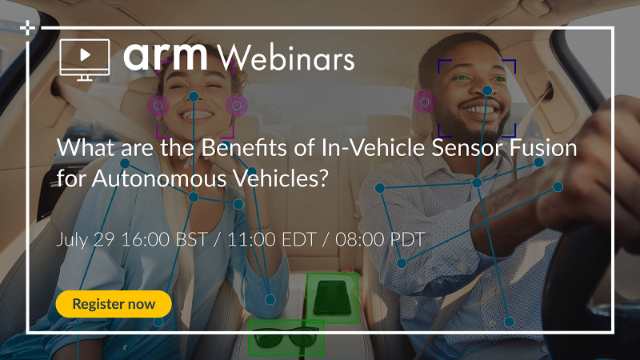 What are the Benefits of In-Vehicle Sensor Fusion for Autonomous Vehicles?