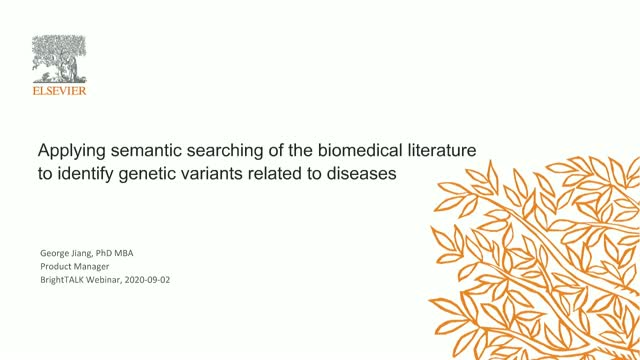 Text mining as a solution: Find disease-related genetic variation in literature