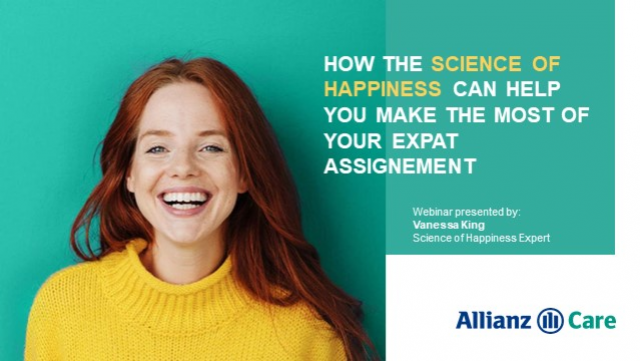 How the Science of Happiness can help you make the most of your expat assignment