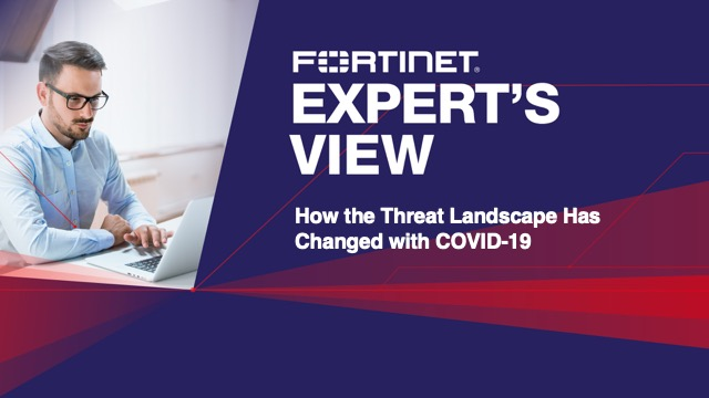 How the Threat Landscape Has Changed with COVID-19