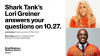 Shark Tank's Lori Greiner Answers your questions on 10.27