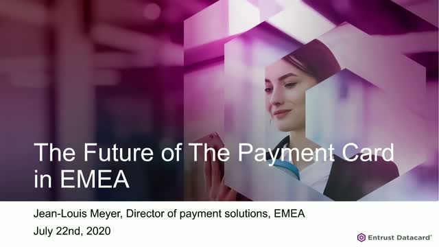 The Future Of The Payment Card