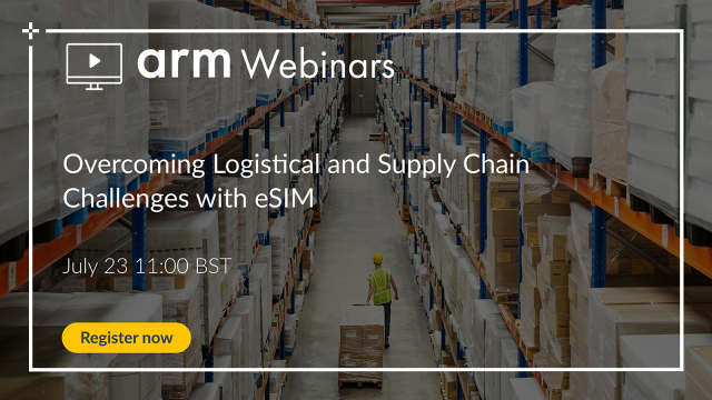 eSIM for Logistics: Fill the Visibility Gaps in International Supply Chains