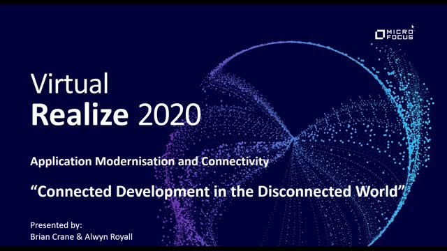 Connected development in the disconnected world