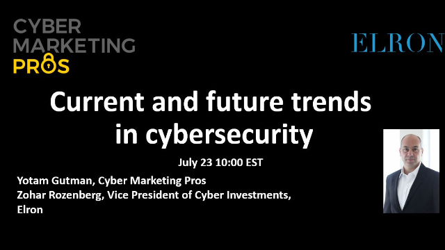 Current and future trends in cybersecurity