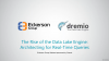 The Rise of the Cloud Data Lake Engine: Architecting for Real-Time Queries
