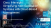 Cisco Intersight Simplifying Next Generation Systems with Cloud-Based Management
