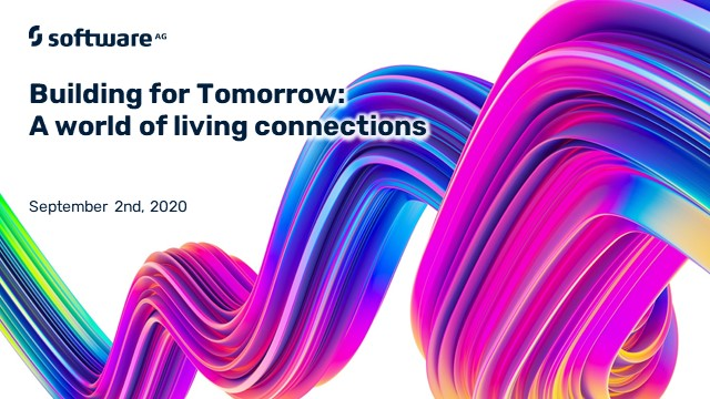 Building for Tomorrow - Digital Integration Hub - access your data in real-time