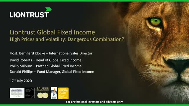 Liontrust Views - High Prices and High Volatility – A dangerous combination?