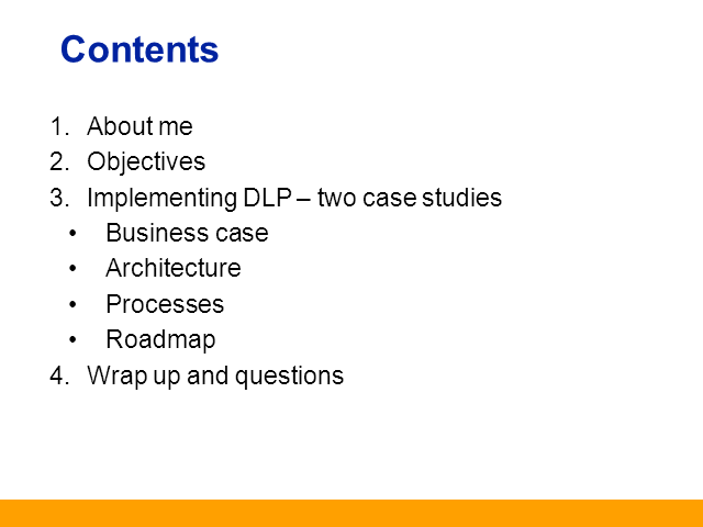 DLP Done Right: Case Studies in Implementation