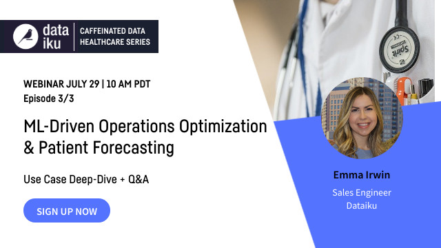 ML-Driven Operations Optimization in Healthcare and Patient Forecasting