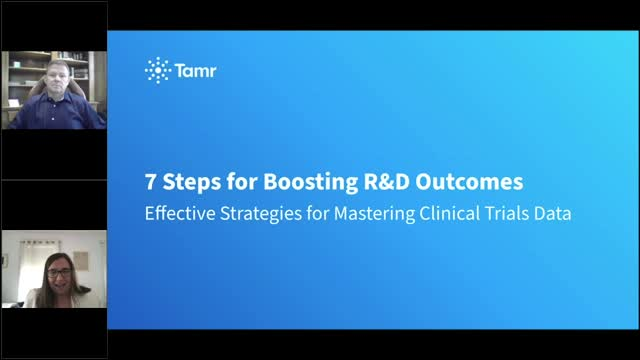 7 Steps for Boosting R&D Outcomes: Mastering Clinical Trials Data