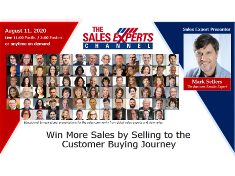 Win More Sales by Selling to the Customer Buying Journey