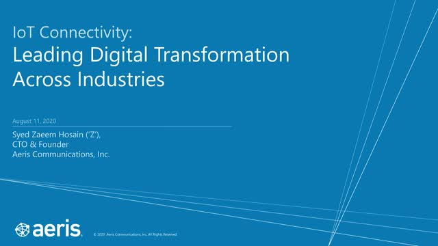 IoT Connectivity: Leading Digital Transformation Across Industries
