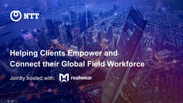 Helping Clients Empower and Connect their Global Field Workforce