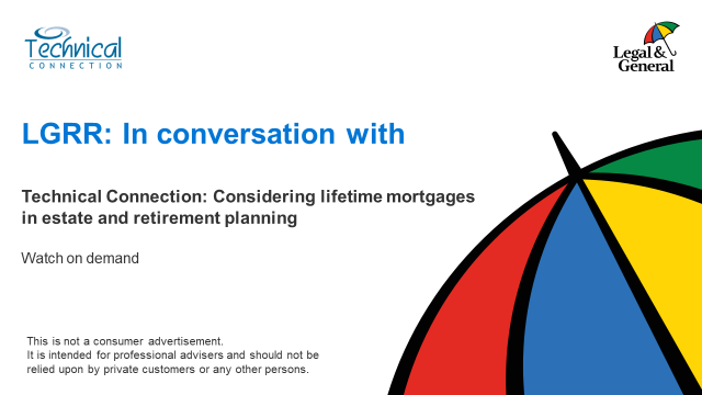 Considering lifetime mortgages in estate and retirement planning