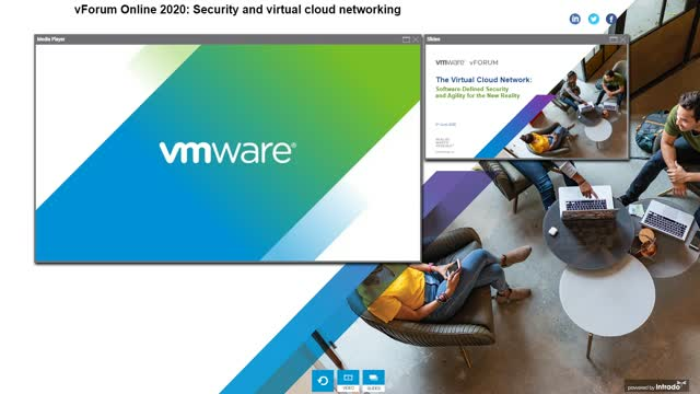 vForum Online 2020: Security and Virtual Cloud Networking