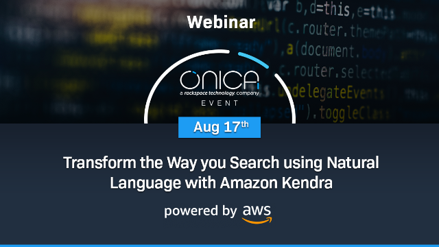Transform the Way you Search using Natural Language with Amazon Kendra