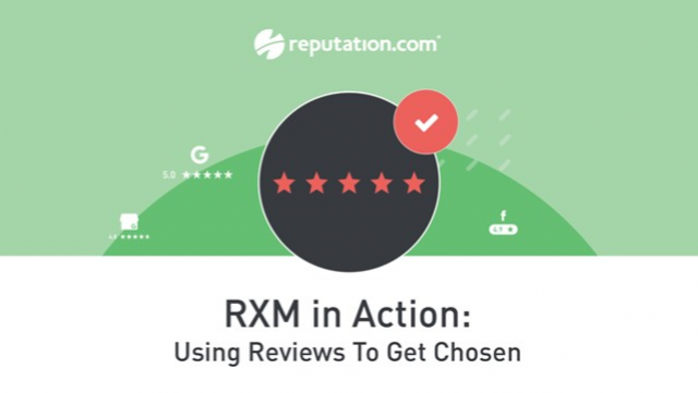RXM in Action: Using Reviews To Get Chosen