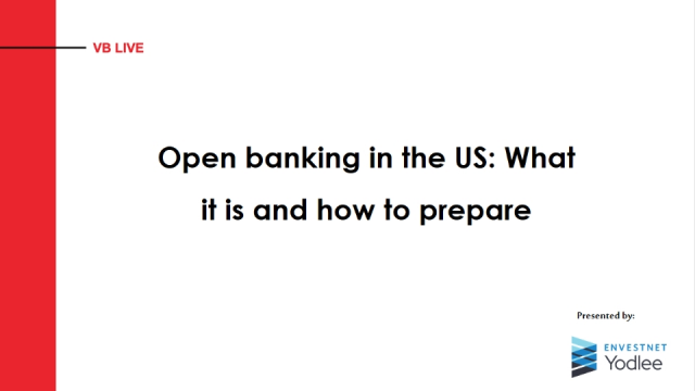 Open banking in the US: What it is and how to prepare