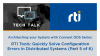 RTI Tools: Quickly Solve Configuration Errors in Distributed Systems Part 5 of 6
