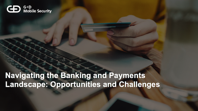 [Panel] Navigating the Banking & Payments Landscape: Opportunities & Challenges