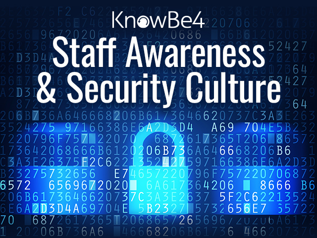 Panel Discussion: Staff Awareness and Security Culture