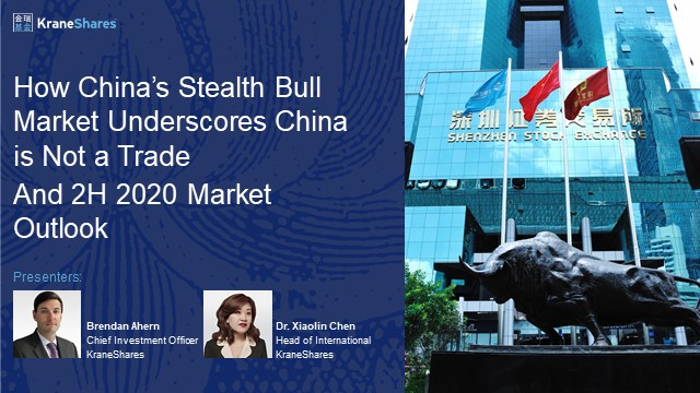 China's Stealth Bull Market Underscores China is Not a Trade & 2H Market Outlook