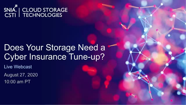 Does Your Storage Need a Cyber Insurance Tune-Up?