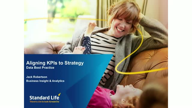 BI&A : Aligning KPIs to Strategy