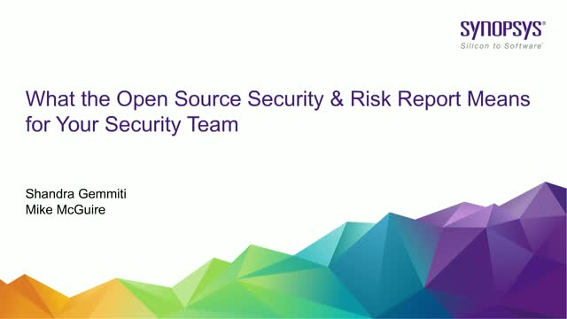 What the Open Source Security & Risk Report Means for Your Security Team